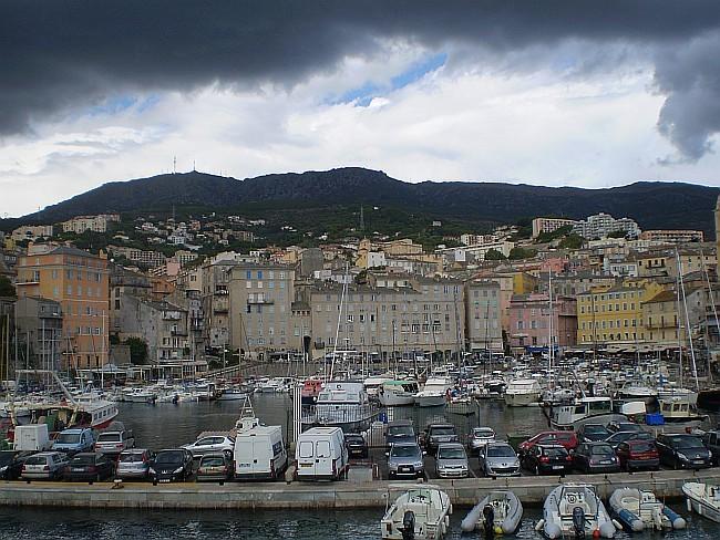 Bastia - přístav